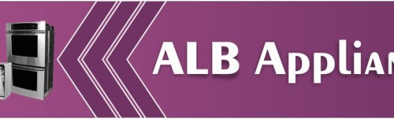Welcome to ALB Appliances New Website